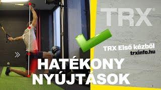 TRX Első kézből – nyújtások TRX-szel (HATÉKONY!!!)