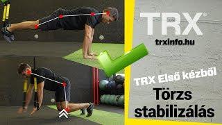 TRX Első kézből – Törzs stabilizáció