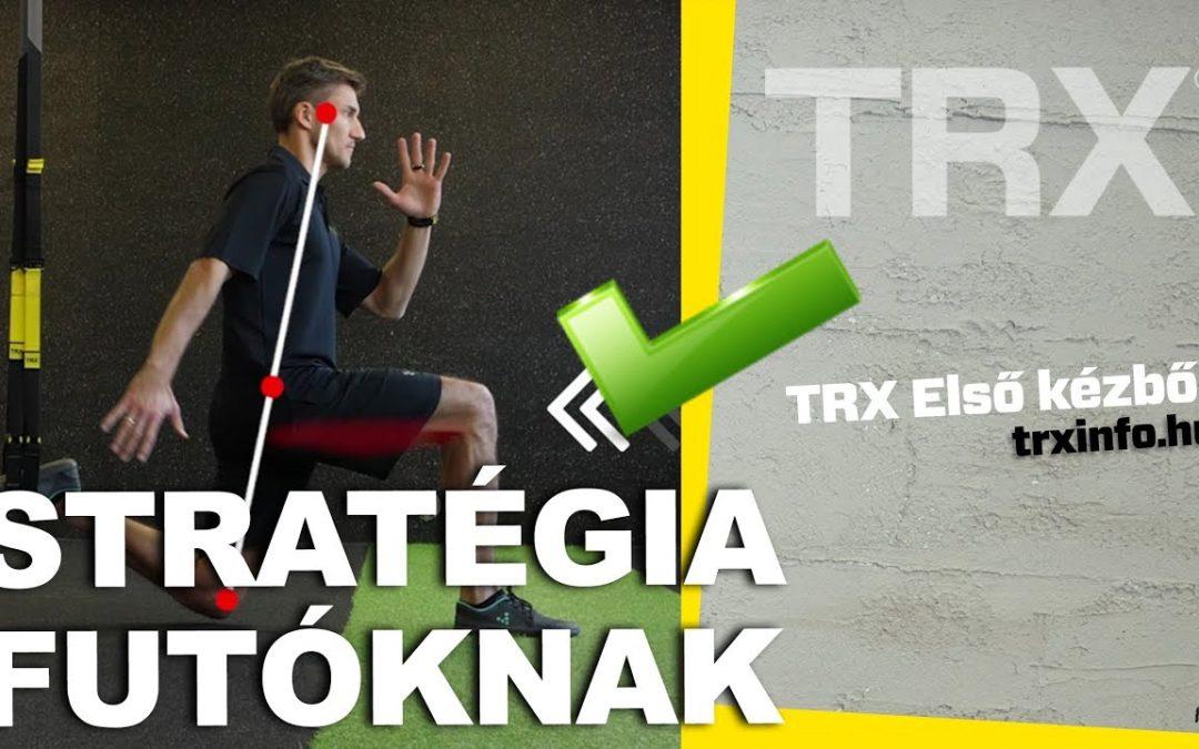TRX Első kézből – Futóknak (STRATÉGIA ÉS TUDÁS)