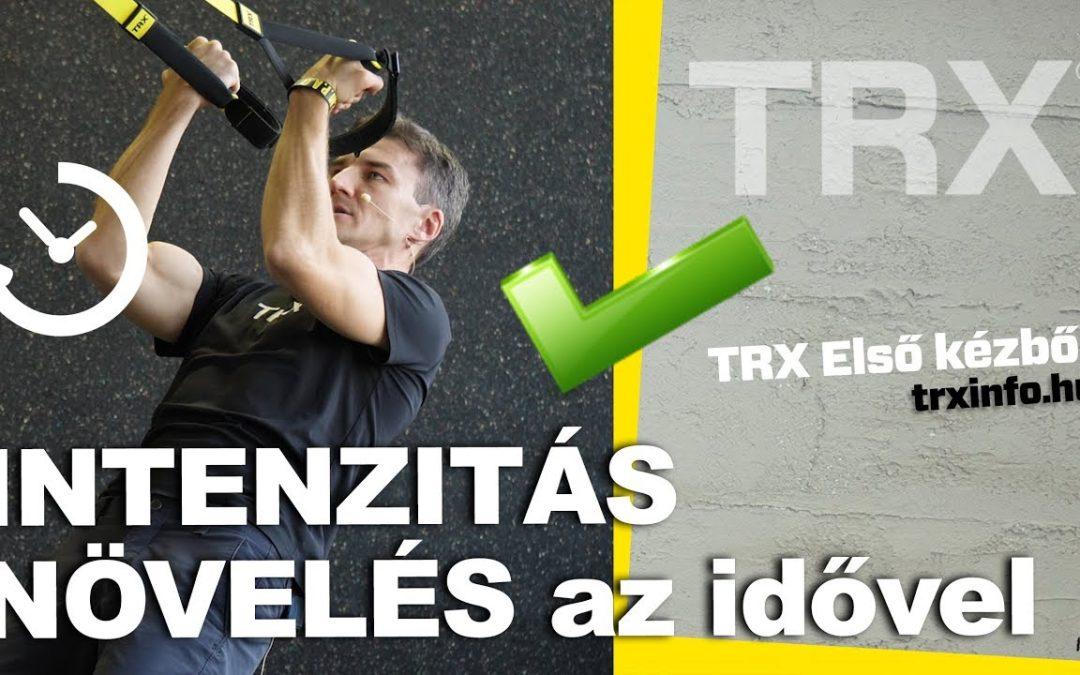 TRX első kézből – Hatékony intenzitás növelés (JAVASOLT!!!)